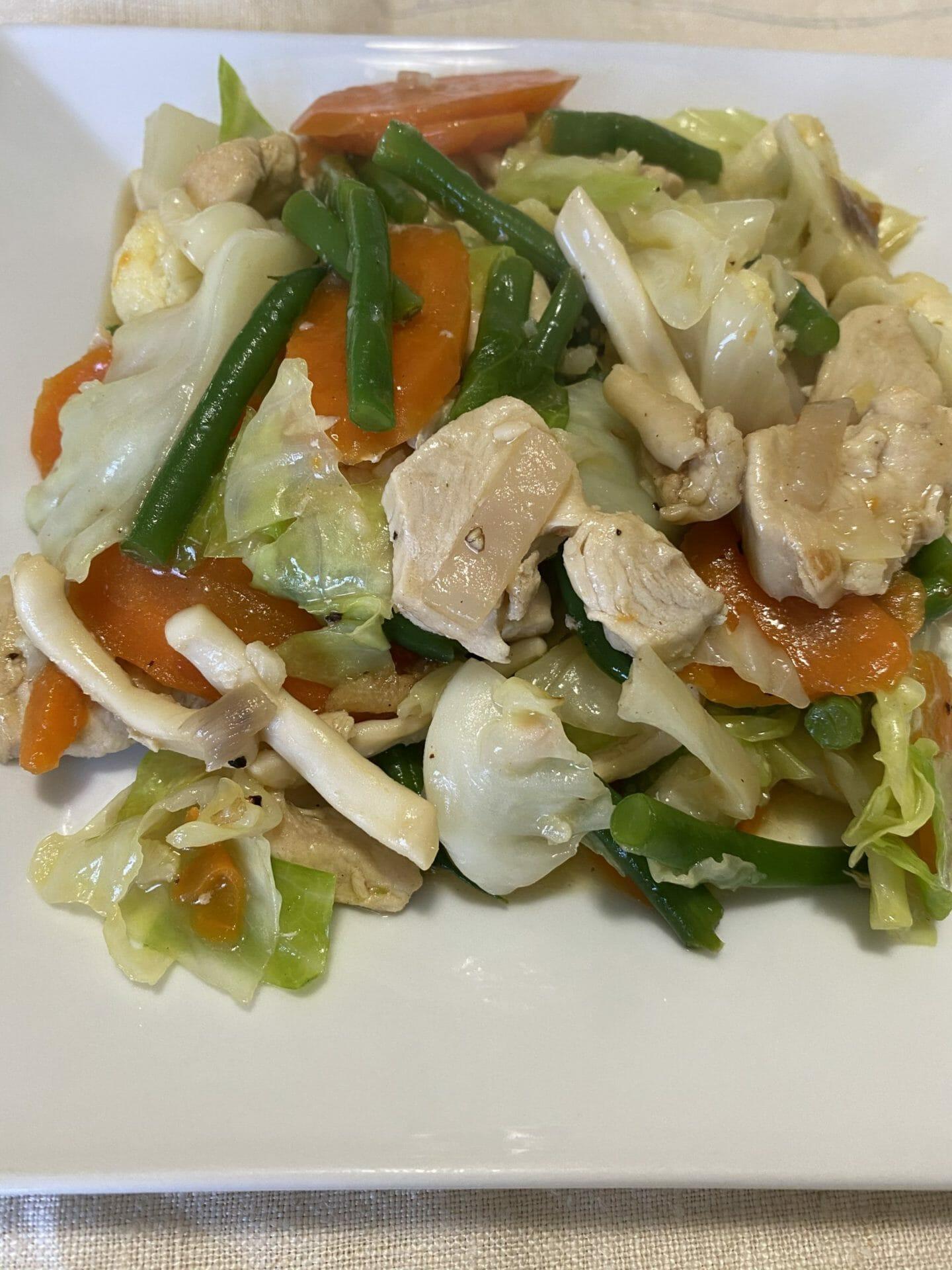 Chop Suey Mamita S Filipino Cuisine